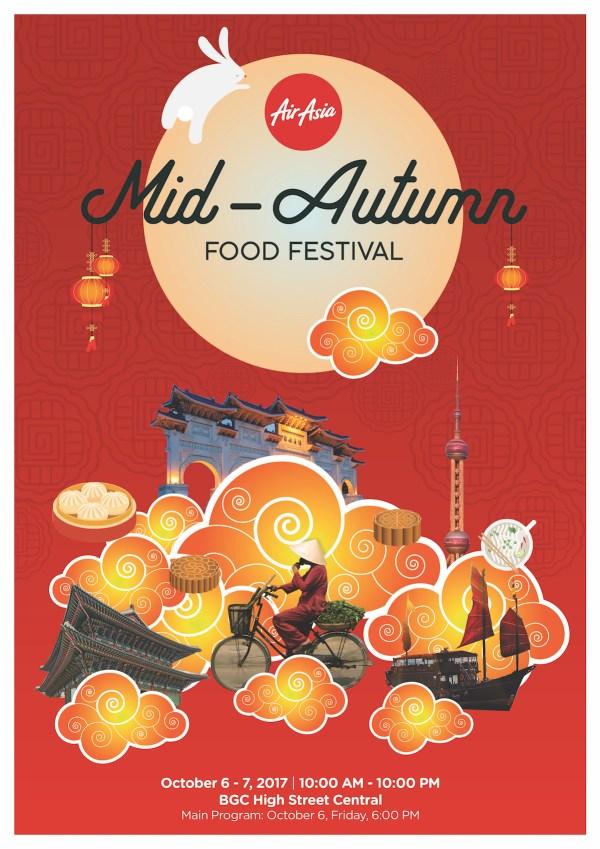 AirAsia celebrates Mid-Autumn Food Festival