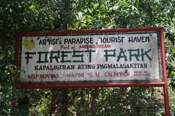 Angono Forest Park