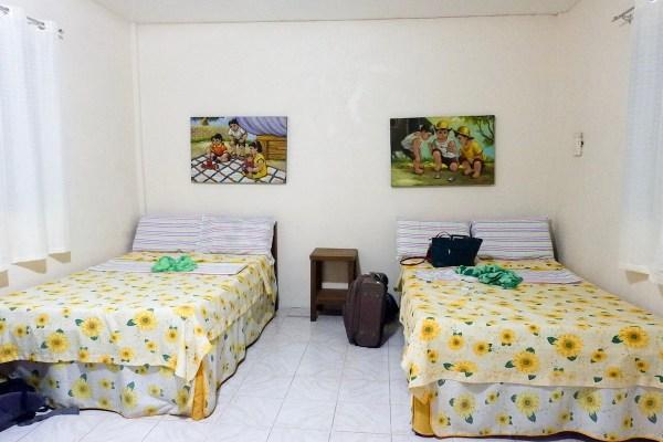 Beachroom Villa at Aglicay Beach Resort