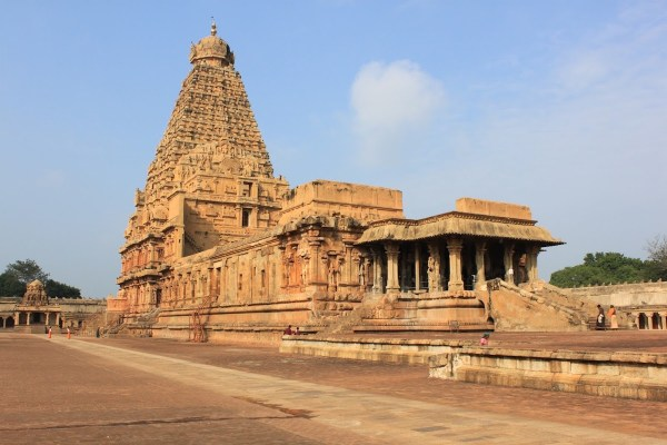 Brihadeeswarar Temple in Thanjavur
