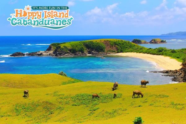 Cagnipa Rolling Hills by Catanduanes Provincial Tourism Office FB