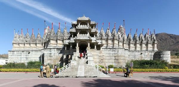 Jain Temple Ranakpur in Udaipur