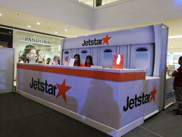 Jetstar Booth