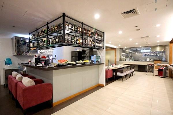 Kitsho Japanese Restaurant and Sake Bar Interiors