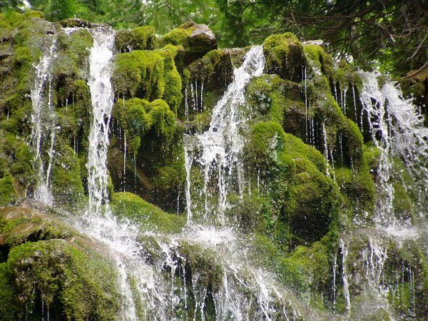 La Chute Hiking Trail in Forillon National Park