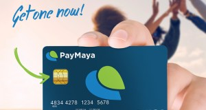Load Up your PayMaya accounts at Robinsons Business Center