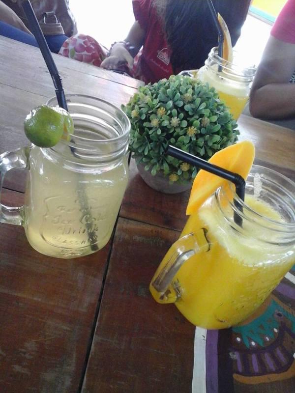 Local refreshments