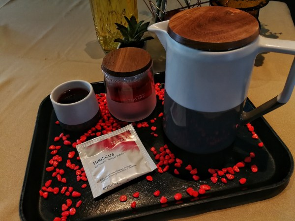 Starbucks Hibiscus Teavana