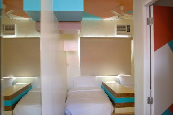 Twin Private Room. Photo by Second Wind Hostel