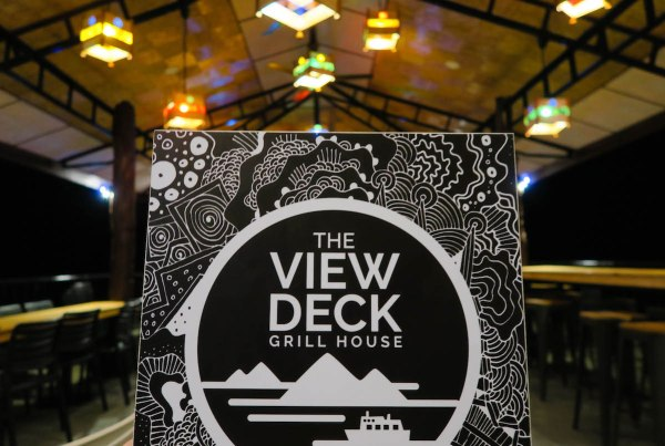 View Deck Grill House