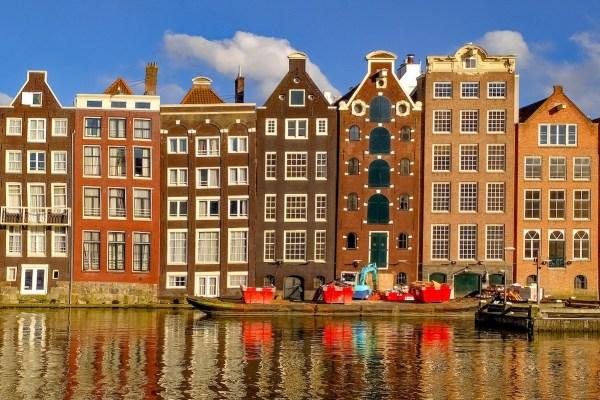 Amsterdam from Osnabrück