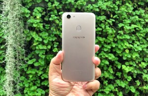 Back of OPPO F5 Smartphone