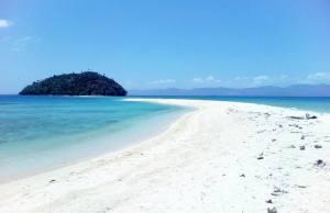 BonBon Beach in Romblon Island