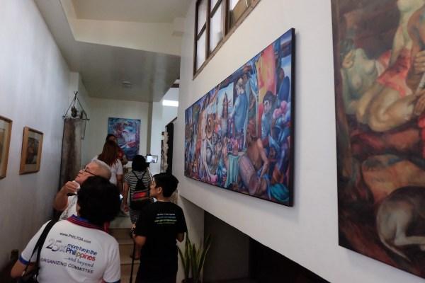 Carlos Botong Francisco Museum