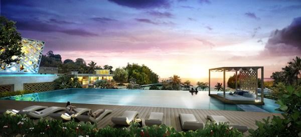 Crimson Resort and Spa Boracay Infinity Pool