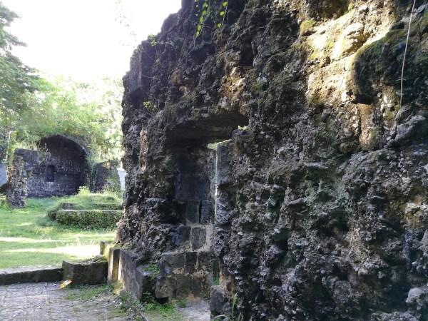 Ermita Ruins in Dimiao