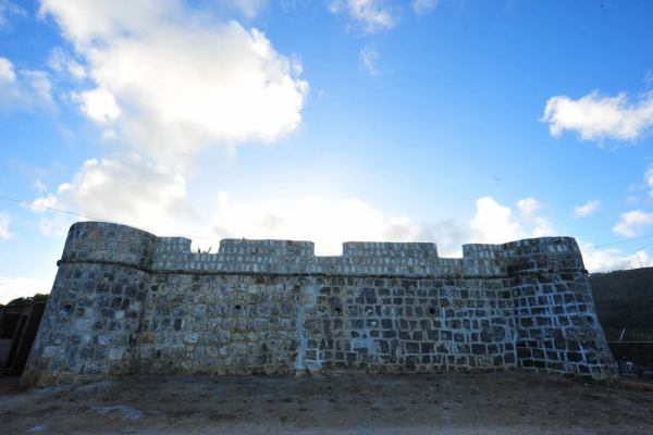 FUERZA DE SAN ANDRES by Jan Levent and Romblon Islands FB