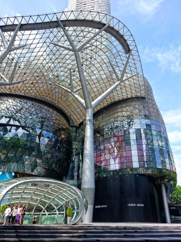 ION Orchard Singapore Shopping Districts
