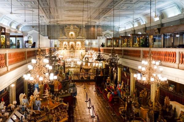Inside the Villa Escudero Heritage Museum