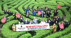 Shangri-La Hotel Kuala Lumpur Voted Top Hotel in Kuala Lumpur by Conde Nast Traveler