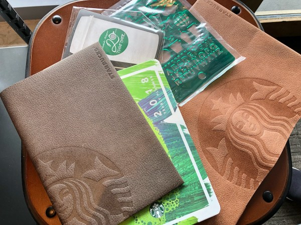Starbucks PH 2018 Planners