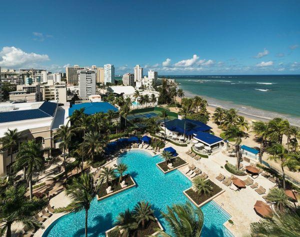 The Ritz-Carlton in San Juan, Puerto Rico