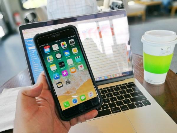 UAG Plasma Case For iPhone Plus 8/7/6/6s Review
