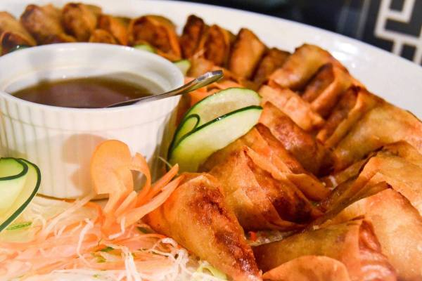 A DUMPLING TO REMEMBER. Vigan longanisa dumplings will leave you reminiscing the old streets with fireworks.