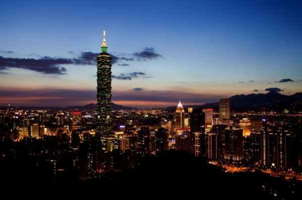 travel taiwan cheap