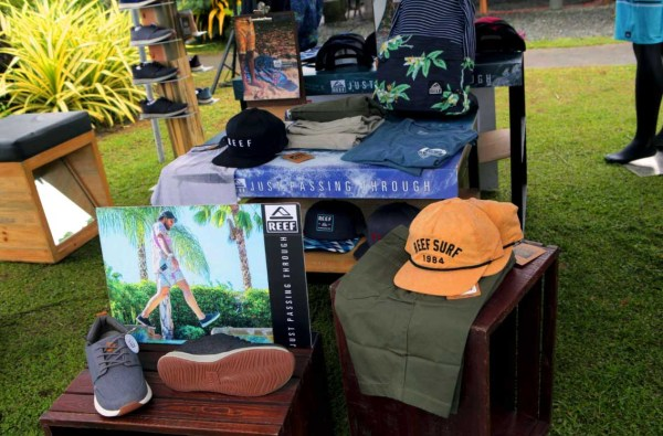 reef products on display