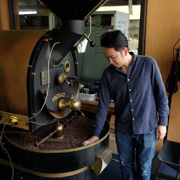 Back to where it all began, Yardstick owner Andre Chanco recounts his coffee journey at Papa Palheta.