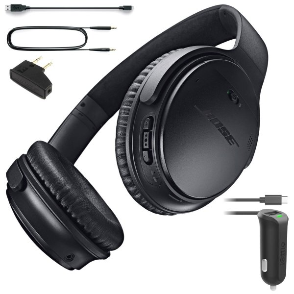 Bose QC35 Noise-cancelling Wireless Headphones