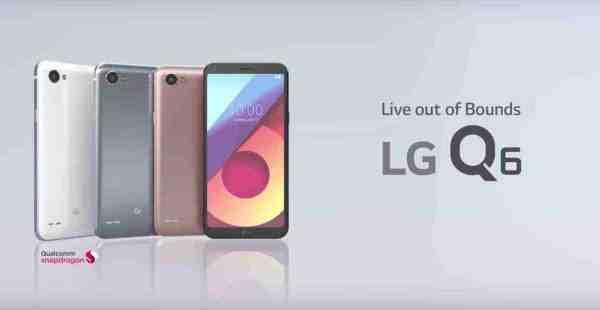 LG Q6 photo via Viralwoop.com
