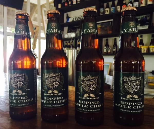 Palaweno Brewery photo via FB Page