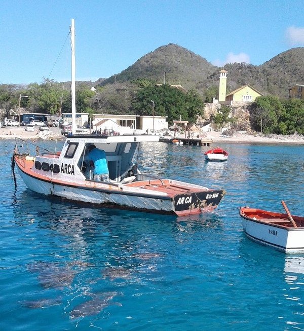 Small Boats in Curacao