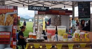 Food Market in Clark Pampanga