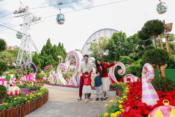 Garden of Romance Ocean Park HongKong
