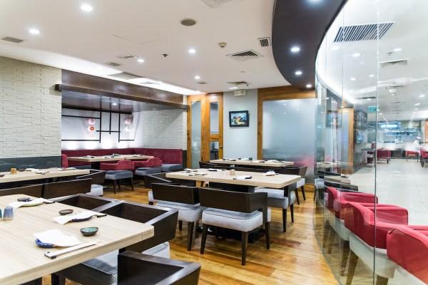 KITSHO Dining Area