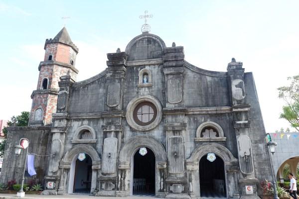 Replica of Barasoain church