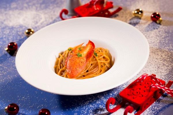 Special Lobster Spaghetti