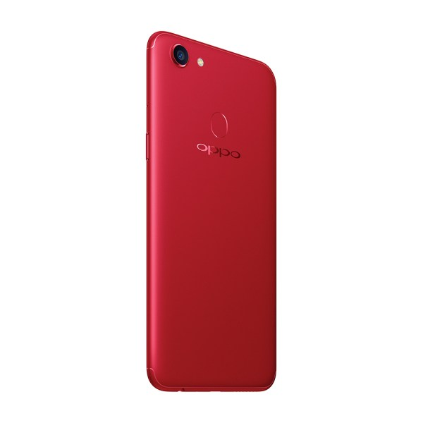 The New OPPO F5 6GB in Limited Edition Red