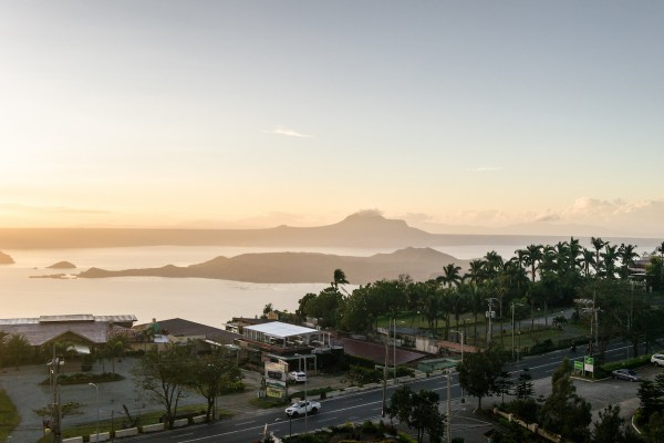 View of Taal Lake by Alexander Synaptic via Flickr