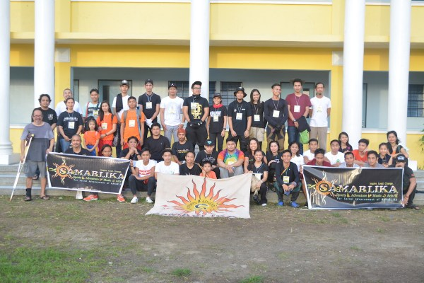 Ang SAYA Camp facilitators