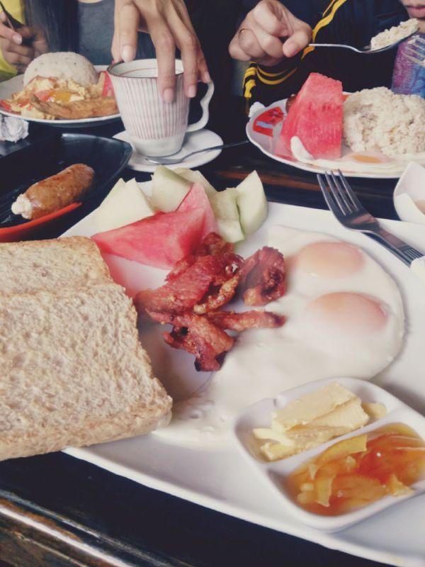 Banas Breakfast photo by Daryl Jimena via Facebook