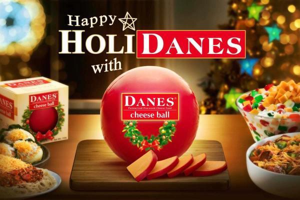 Danes Cheese Ball