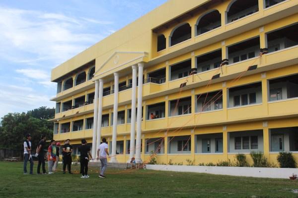 Samarlika holds Ang SAYA Camp at Christ the King of Science and Technology