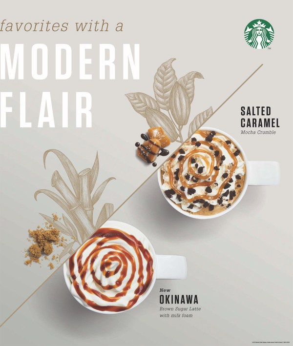 These Will Be Your Newest Starbucks Favorites in 2018