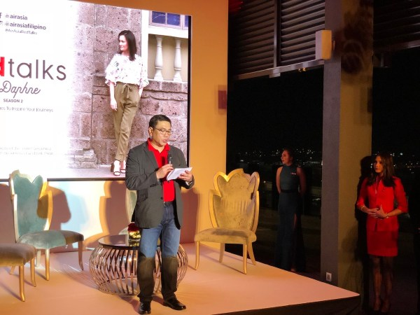 AirAsia Philippines CEO Captain Dexter Comendador