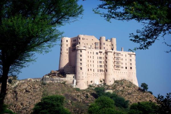 Alila Fort - Bishangarh, India