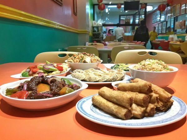 Barkada meal photo via Sincerity Cafe and Restaurant FB